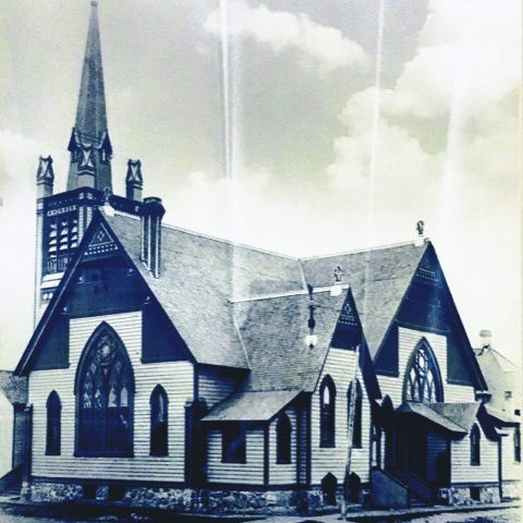 Methodist Episcopal Church 1892