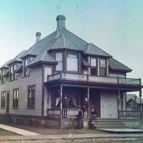Wesley UMC Annex 1885