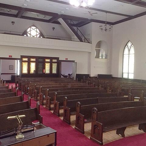 Wesley Sanctuary